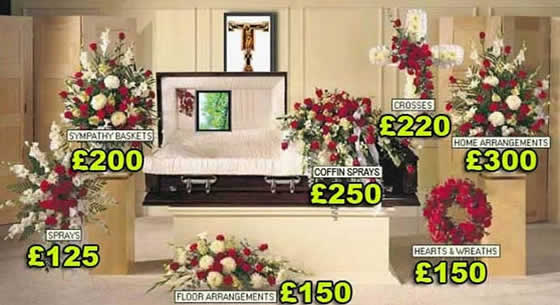 special flower arrangements
