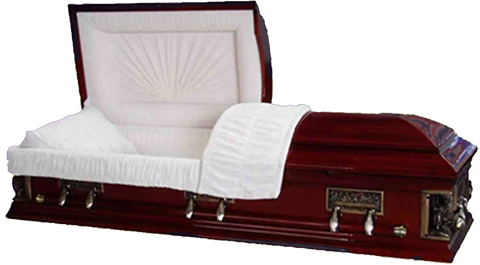 American coffin